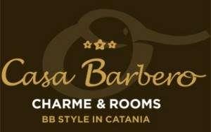 Casa Barbero b&b catania logo