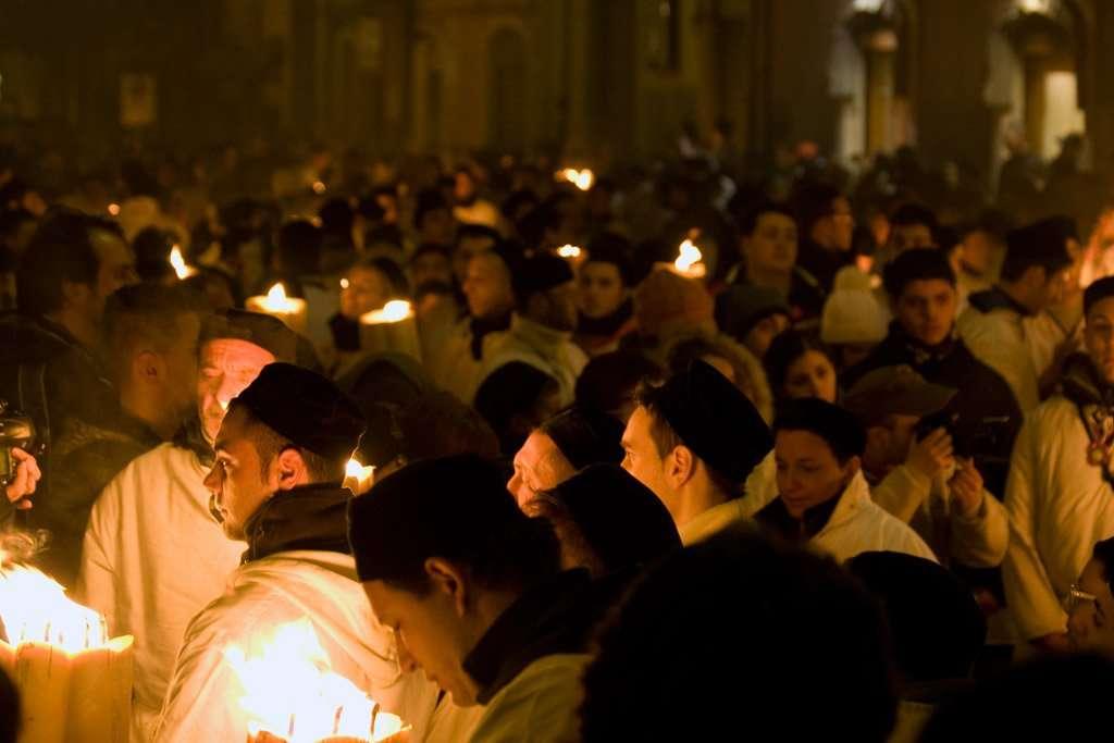 Festa di Sant'Agata Catania 2012 - via etnea - foto Luigi Marino www.wabi.biz