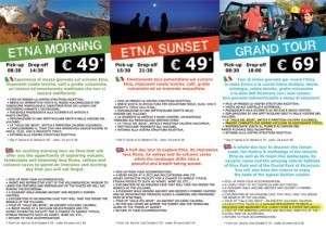 b&b catania - escursioni etna