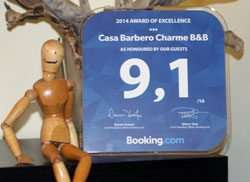 excellence bed and breakfast catania