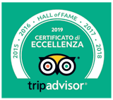 bed and breakfast catania logo certificato tripadvisor